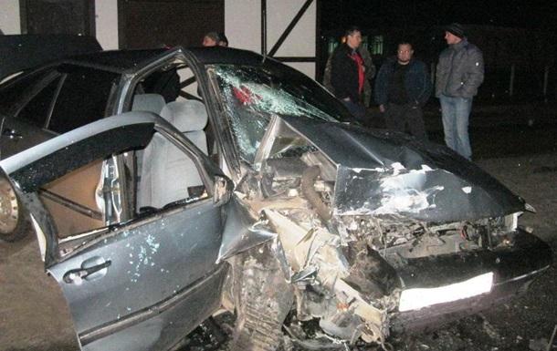 Через п яного водія шість осіб потрапили до лікарні