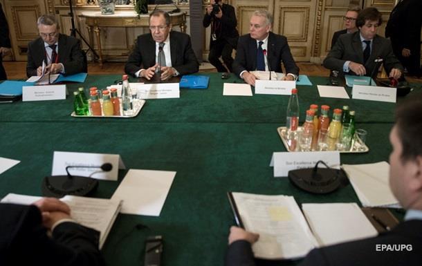 Лавров: Консенсус по выборам в Донбассе не найден