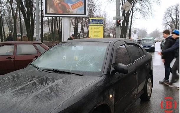 В Полтаве автомобиль нардепа сбил ребенка