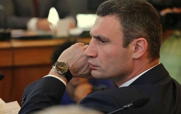 Виталий Кличко запрещает киевлянам просыпаться без разрешения