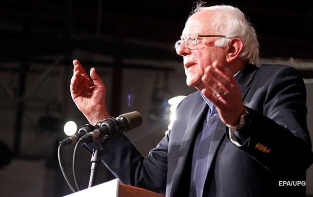 Сандерс выиграл на кокусах демократов в Канзасе