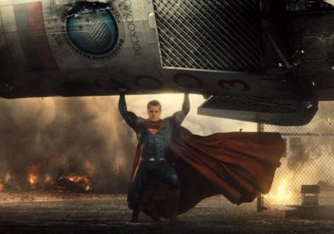 Бэтмен против Супермена: На заре справедливости 2016