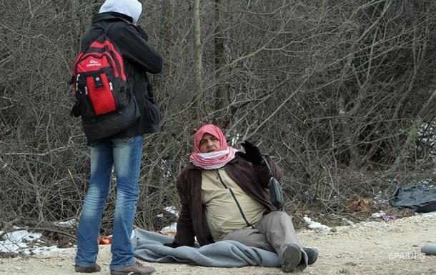 Македонія наклала нові обмеження на біженців