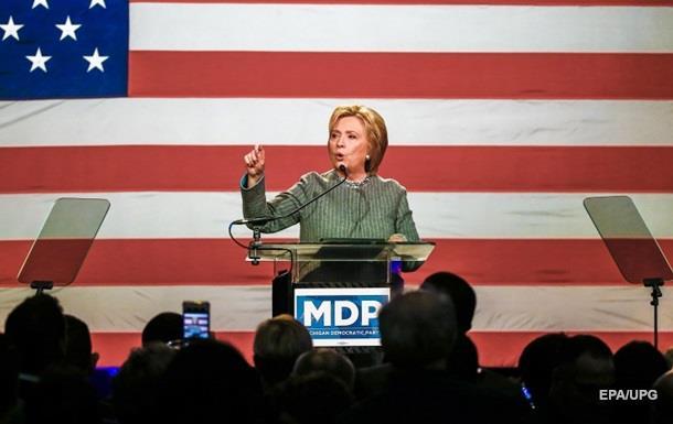В переписке Хиллари Клинтон было более 100 писем с гостайнами – СМИ
