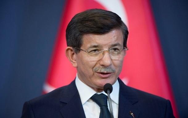 Скасування віз з ЄС відбудеться до кінця червня - прем єр Туреччини