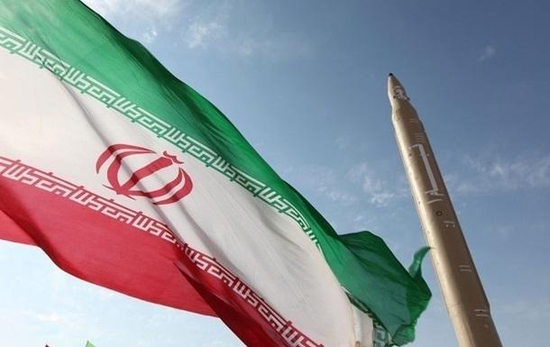 Иран испытал баллистические ракеты