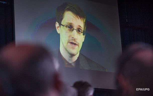 Сноудену присуджена премія імені нобелівського лауреата Осецького