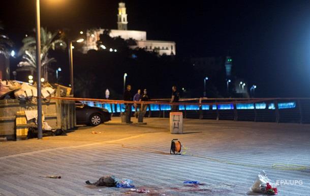 Різанина під Тель-Авівом: загинув американець