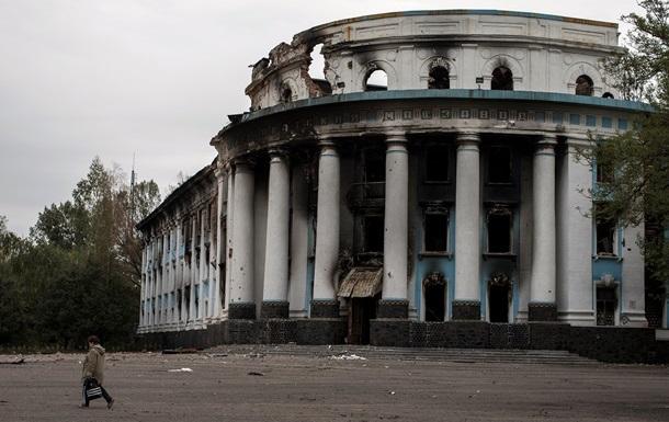 Военные отрицают бои у Ясиноватой