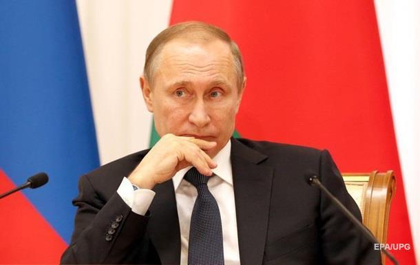 Кремль відповів на заклик до санкцій проти Путіна
