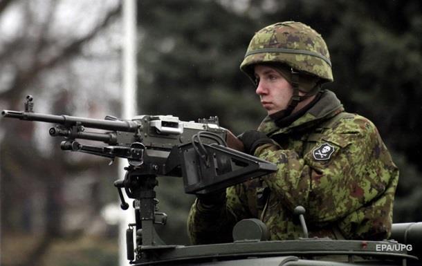 Эстония: Конфликт в Украине может перейти в Балтию