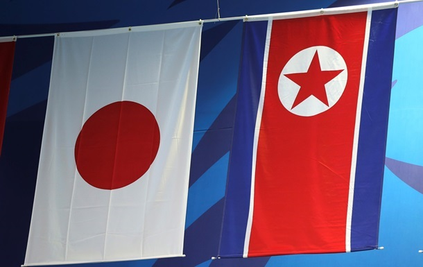Японія висловила протест КНДР після чергового запуску ракет