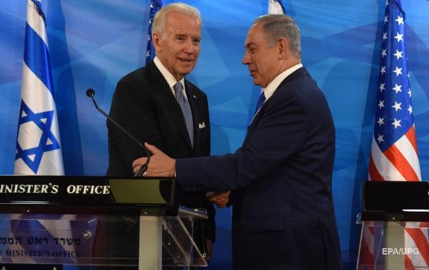 Байден і Нетаньяху обговорили загрозу ІД і кризу в Сирії