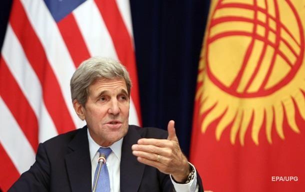 Керрі назвав взаємодію з Росією важливим завданням