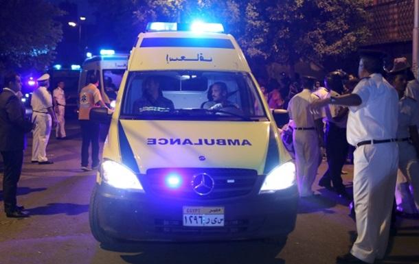 В аварії в Єгипті загинули 18 людей
