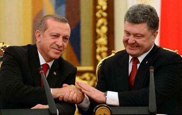 Турция даст Украине денег