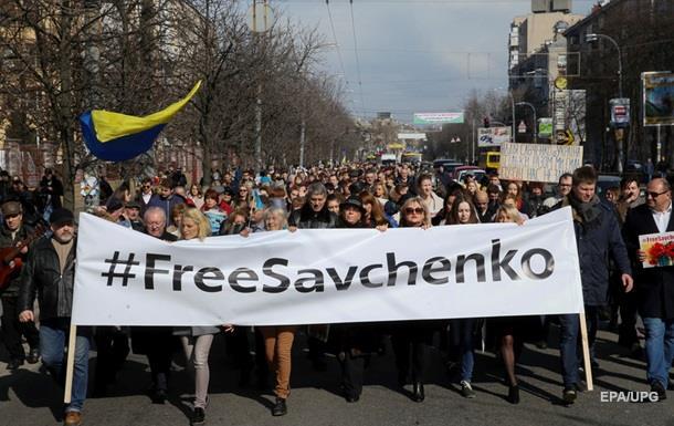 Порошенко запропонував Савченко місце в уряді