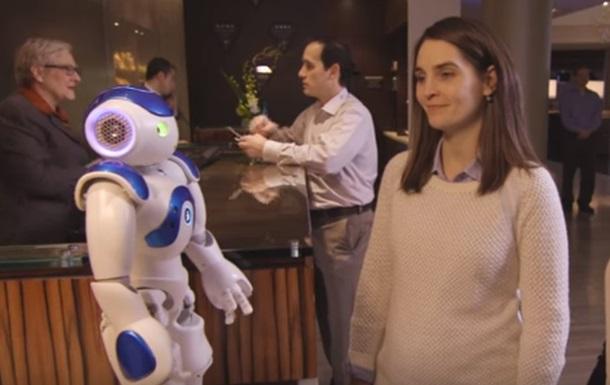 В Hilton приняли на работу первого робота