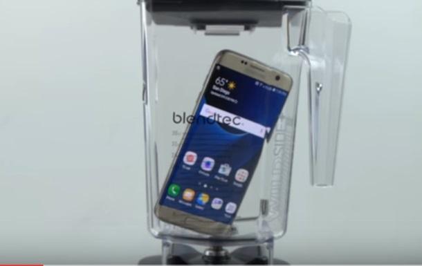 Samsung Galaxy S7 edge: видео