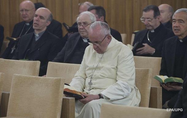 Папа римский изменил правила причисления к лику святых