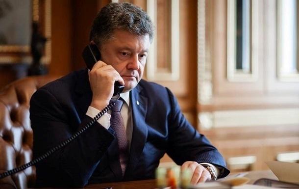 Порошенко заявил о готовности сотрудничать с любым премьером
