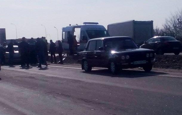 ДТП в Київській області: загинула жінка