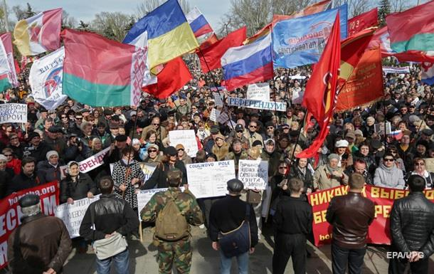 Українську громаду Криму очолив  єдинорос