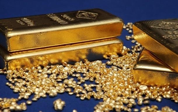 Цена золота подскочила до максимума 2015 года