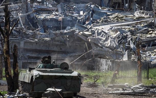 В АП сообщили о новых потерях в Донбассе