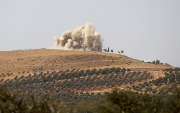 Москва: З Туреччини обстрілюють територію Сирії