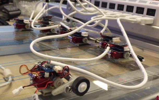 Созданы роботы-муравьи, способные двигать автомобили