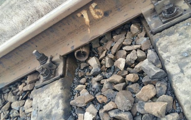 У Донецькій області запобігли спробі підриву залізничної колії