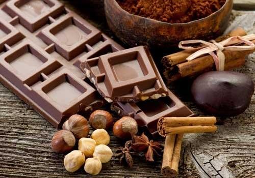 Шоколад – ведущее направление экспорта в Украине