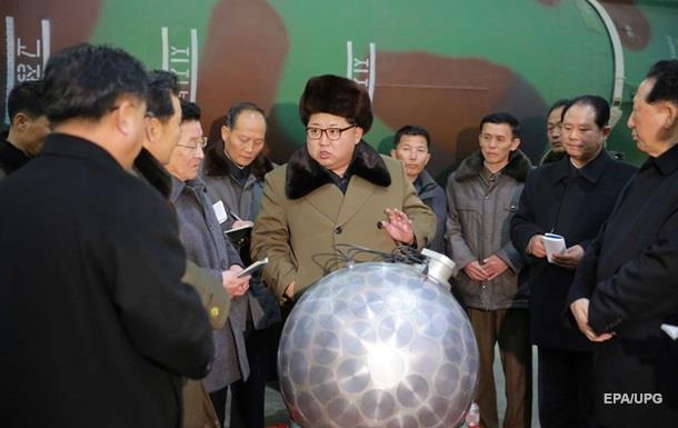 КНДР собирается провести новое испытание ядерного оружия