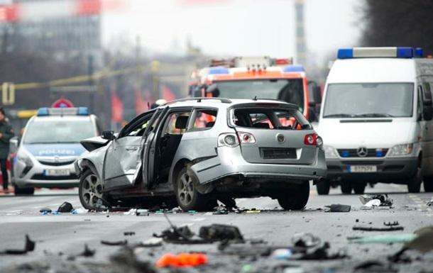 У Берліні вибухнув автомобіль, водій загинув