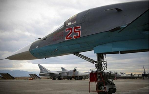 Росія продовжить бомбити терористів у Сирії