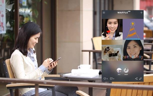 Samsung запустив конкурента Instagram і Snapchat
