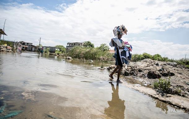 96 людей померли в Гаїті від холери