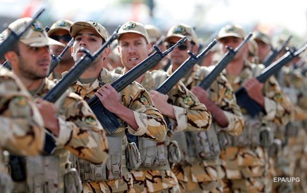 Иран готов отправить спецназ в Ирак и Сирию