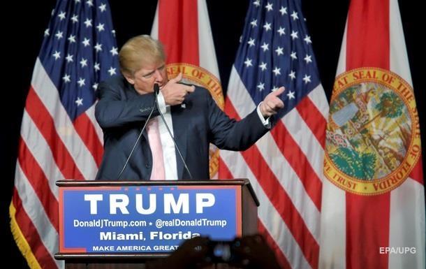 Сміх Путіна, гавкіт Клінтон: нове відео Трампа
