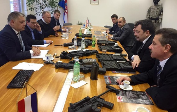 Київ показав, яку зброю закуповує в ЄС