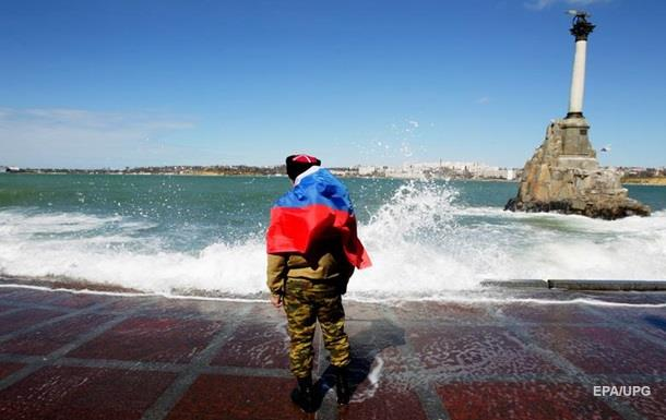 Анексію Криму схвалюють 95% росіян
