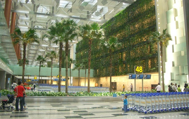 Названий найкращий аеропорт у світі
