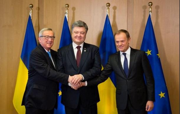 Юнкер рассказал о безвизовых перспективах Украины