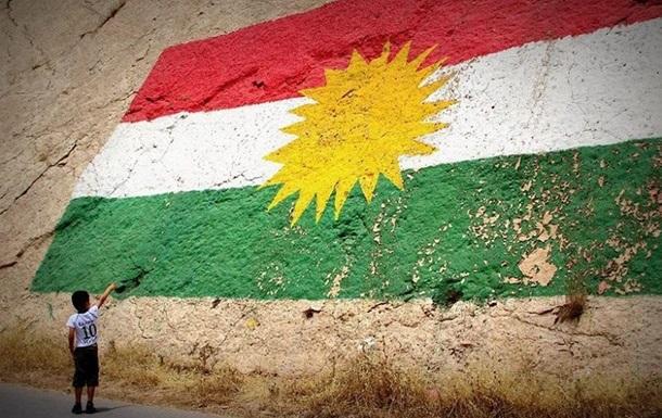 Курди назвали частину Сирії федеративним регіоном