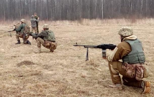 Українські десантники тренуються за стандартами НАТО