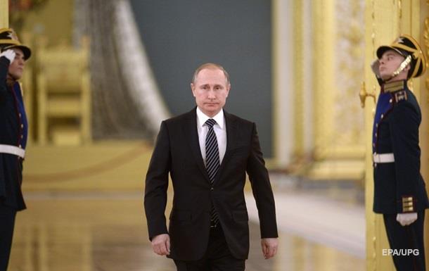 ЄП: Путін не потрапляє в  список Савченко