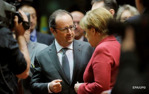 Берлін і Париж наполягають на виборах в ЛДНР