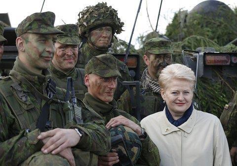 Литва сколачивает армию против России к 2020 году