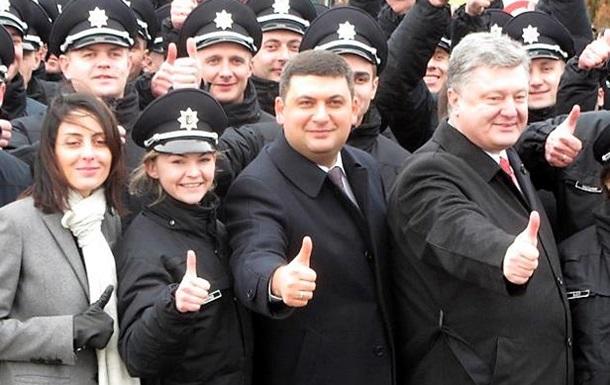 Новая полиция Украины, как угроза общественной безопасности